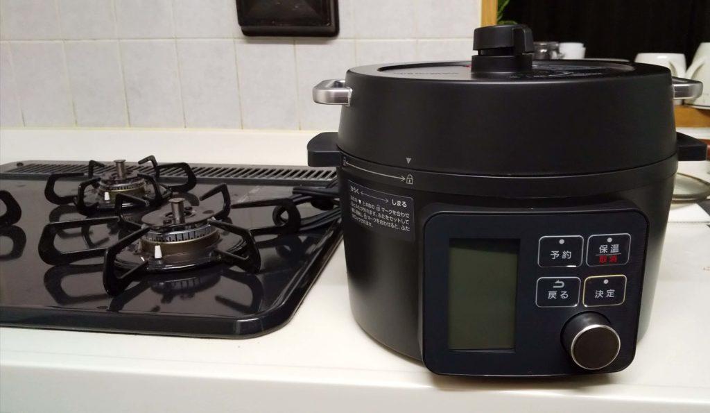 電子圧力鍋1